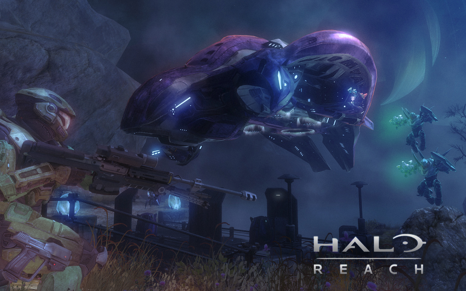 Halo Reach Widescreen Wallpapers | HD Wallpapers