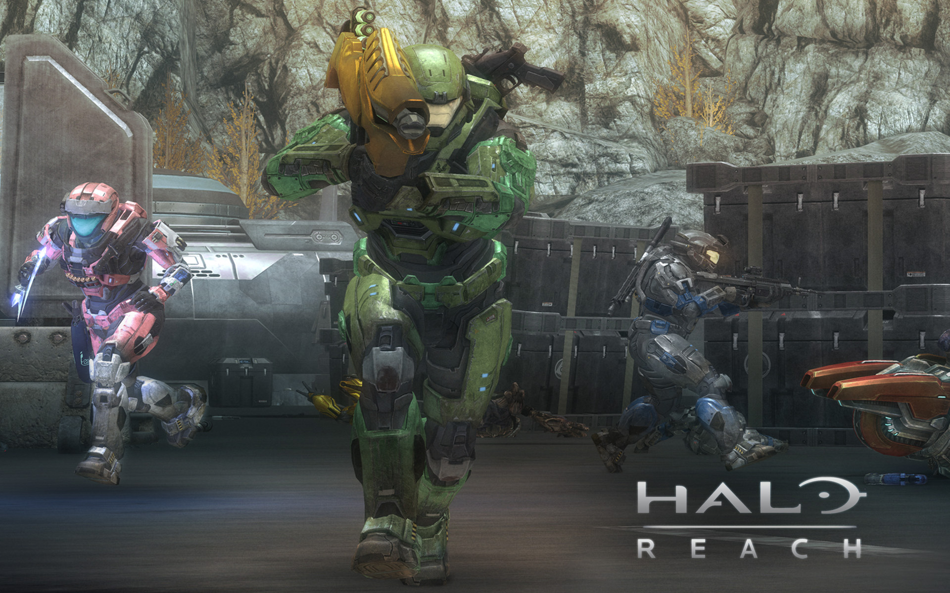 Halo Reach Wallpaper HD #6797556
