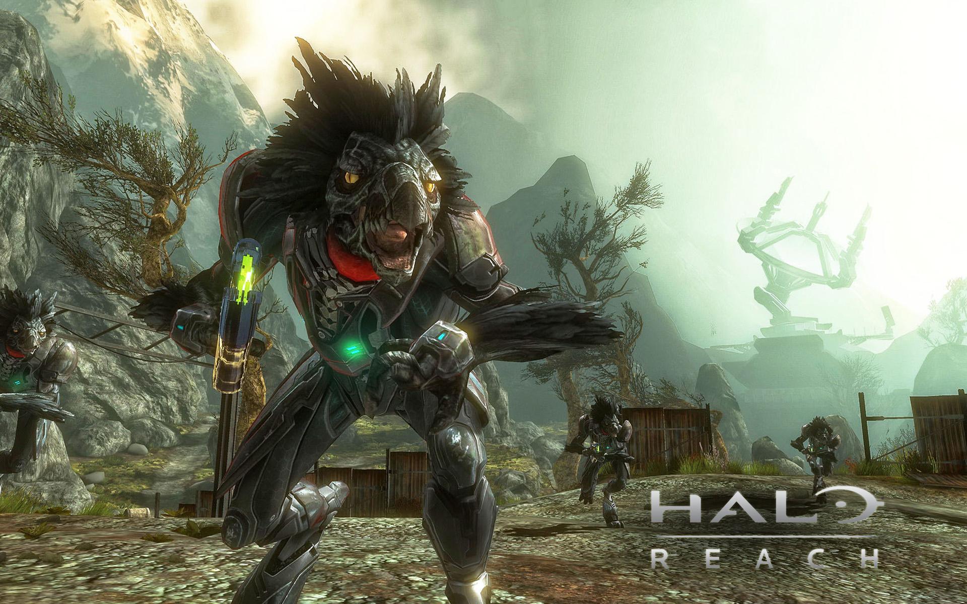 Halo Reach Wallpaper - QiGe87.com