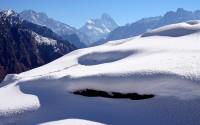 ?????? ?????? (Gharwal Himalayas), Auli, Chamoli, Uttaranchal, India