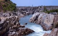 ?????? ??? (River Narmada), Jabalpur, Madhya Pradesh, India