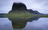 Cliffs of Lómagnúpur, Núpsstaður, Iceland