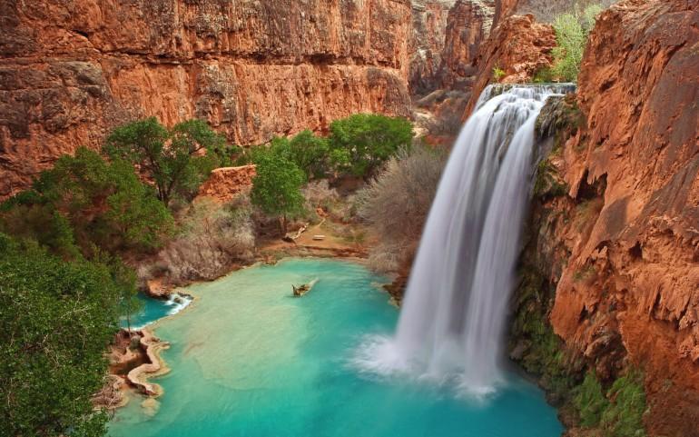 картинка на рабочий стол природа водопады № 501954 без смс