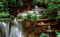 Windows 7 Hintergrundbilder Wasserfälle