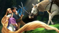 tangled wallpaper disney