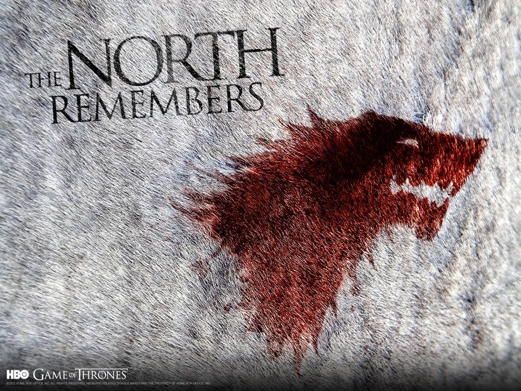 the norht remembersr wallpaper