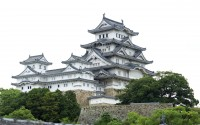 japanese himeji castle