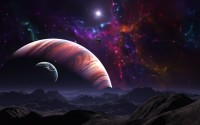 planets space wallpaper