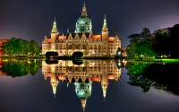 city hall in hannover