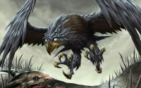 Magic: the gathering Glint Hawk