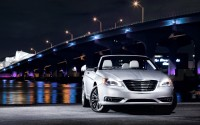 chrysler 200 convertible wallpaper