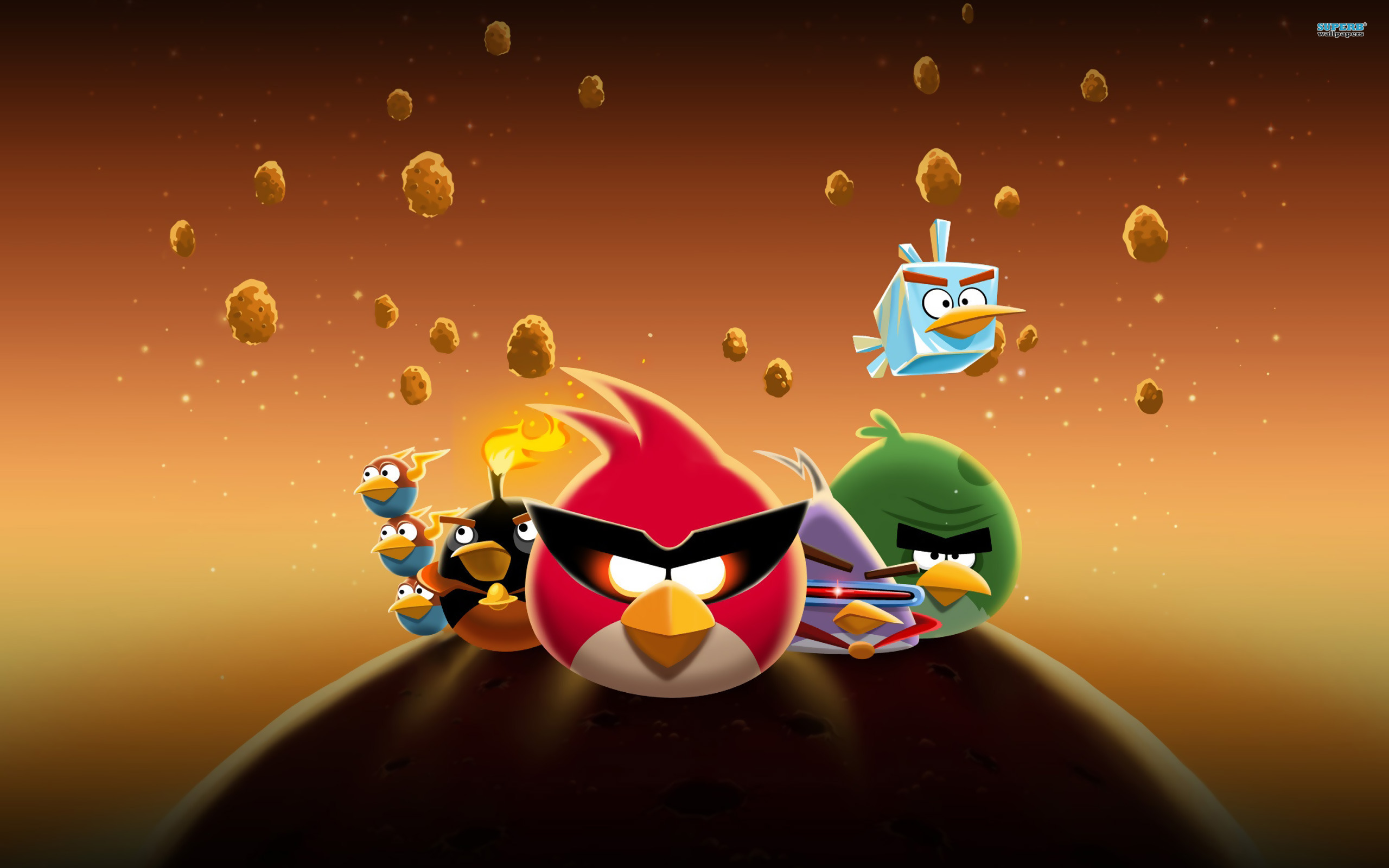 Angry Birds Space wallpapers 1920x1200 3