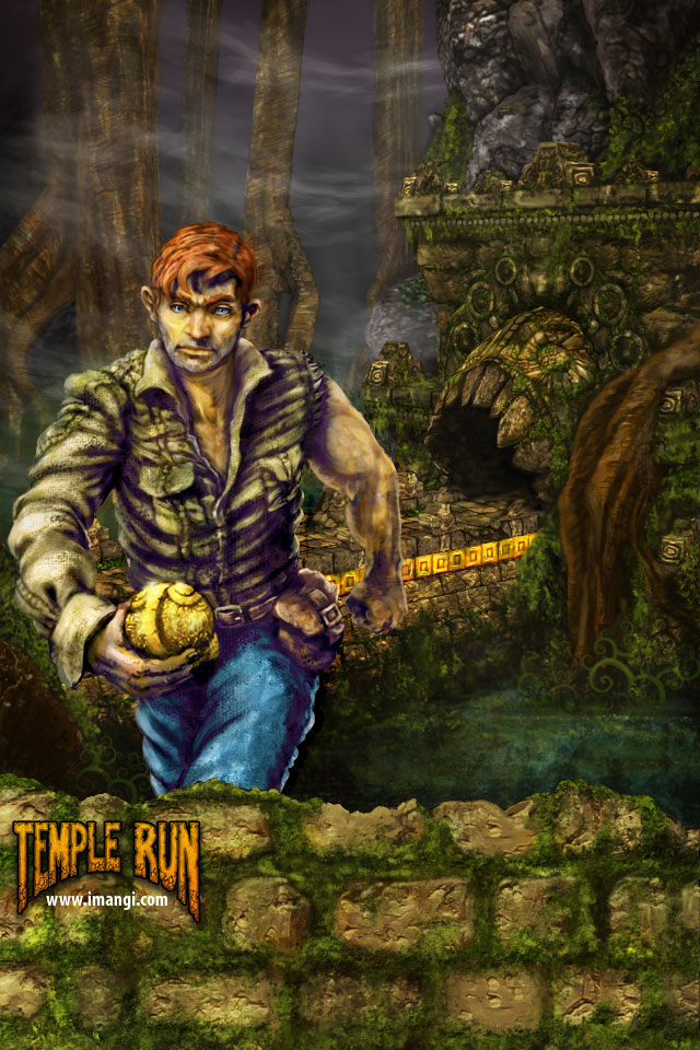temple run second wallpaper