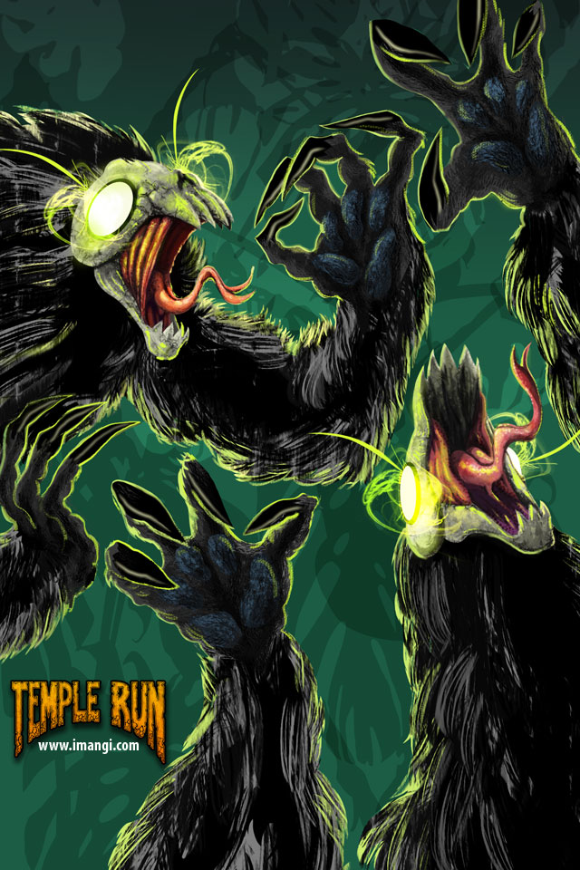 temple run third walpaper