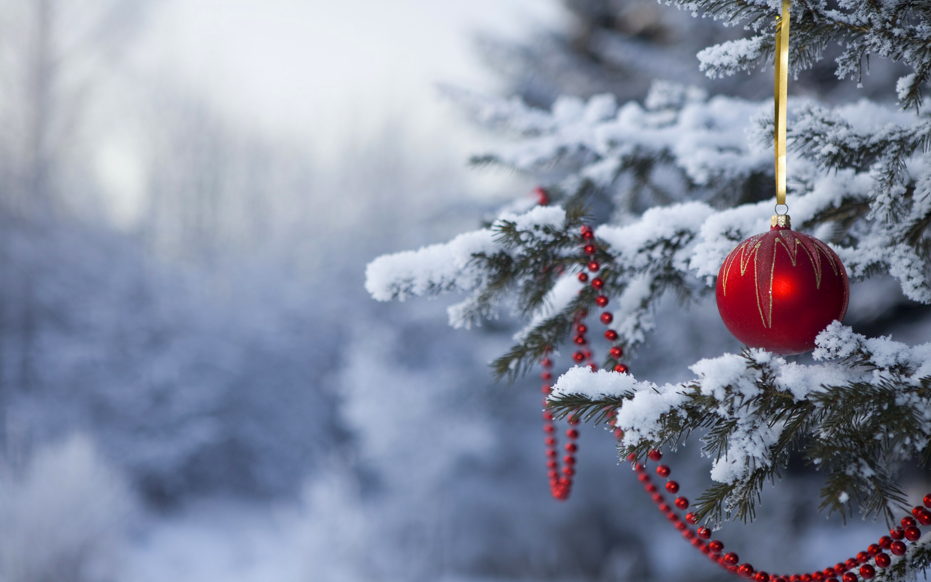 Winter And Christmas Desktop Backgrounds Hd Wallpapers