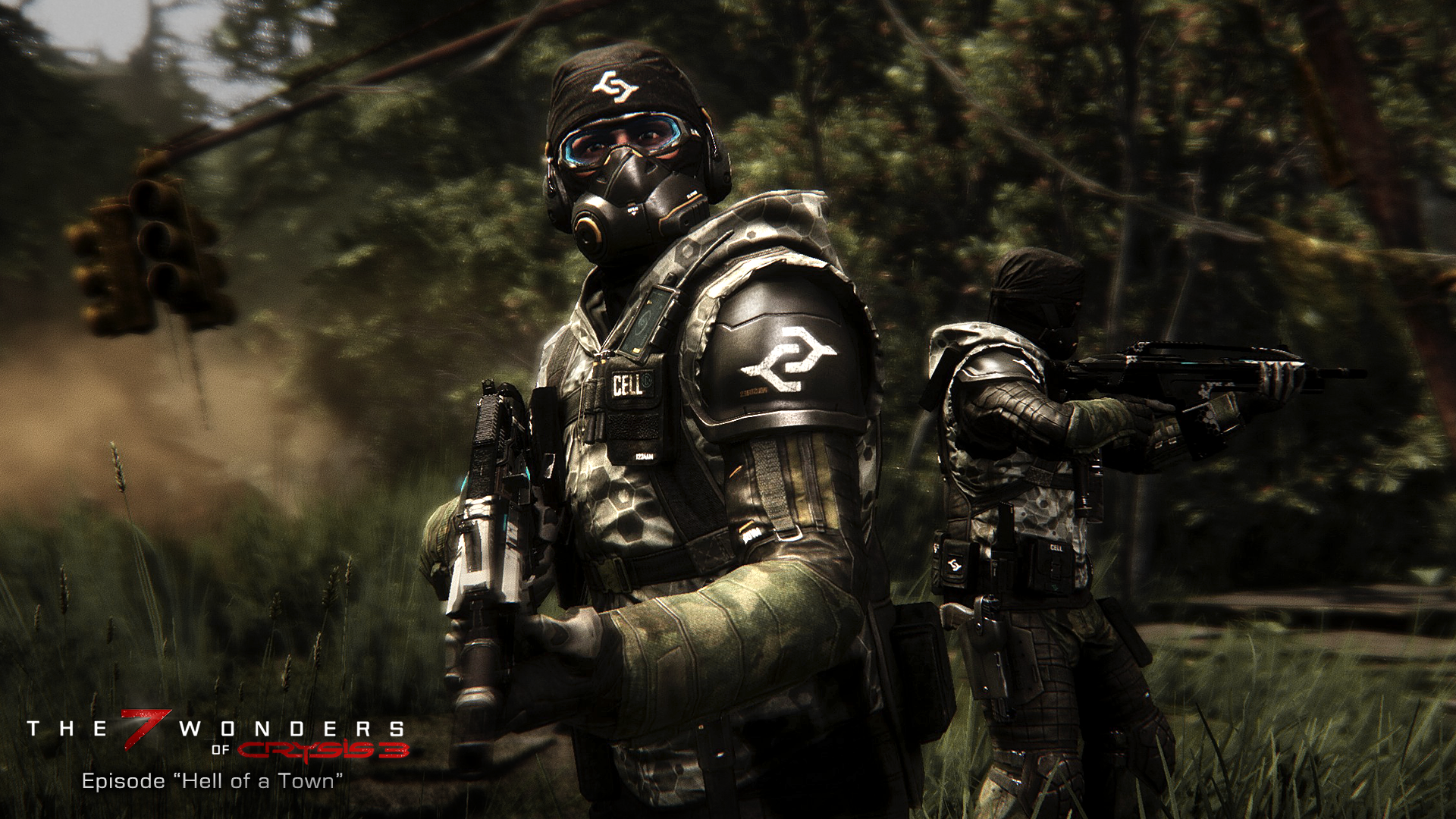 crysis 3 wallpapers (18) | hd wallpapers