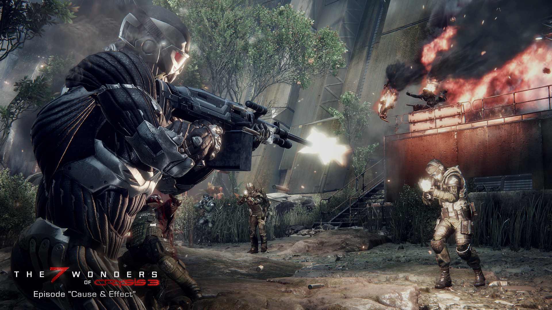 crysis 3 wallpapers 2 hd wallpapers