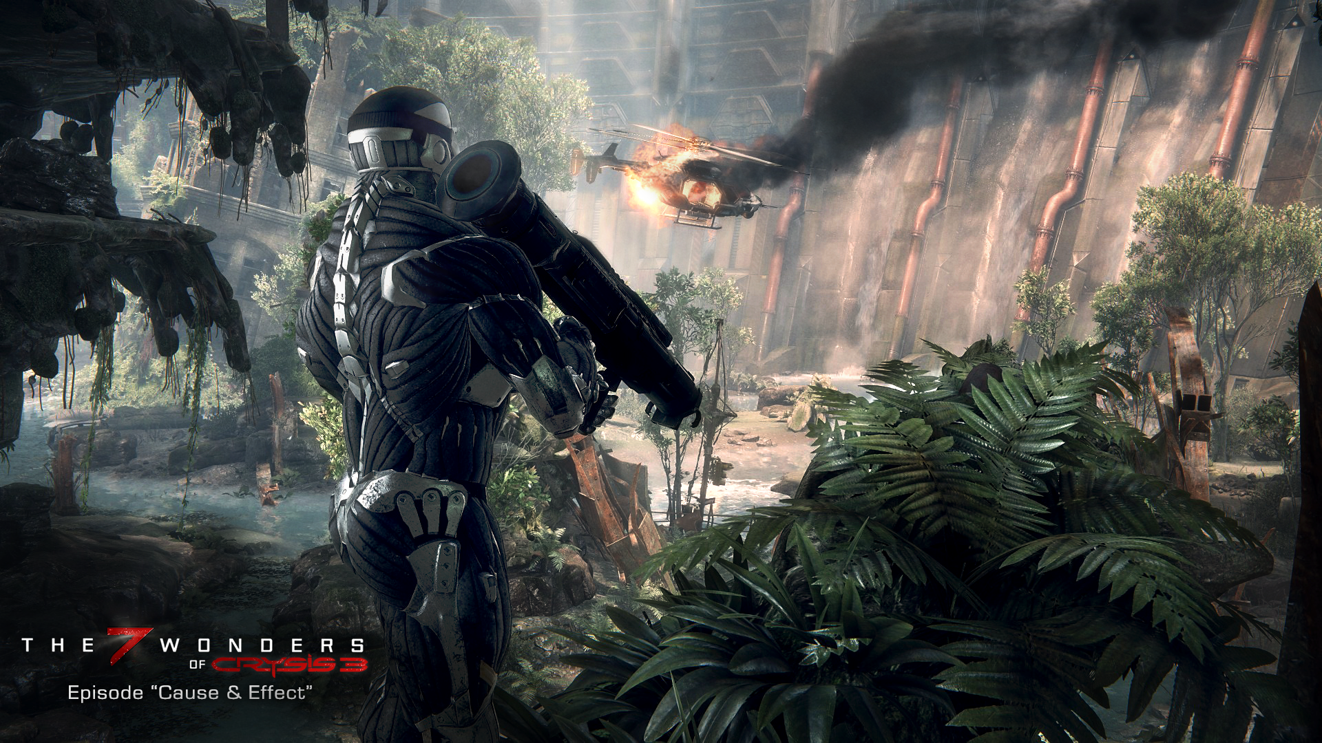 crysis 3 wallpapers (3) | hd wallpapers