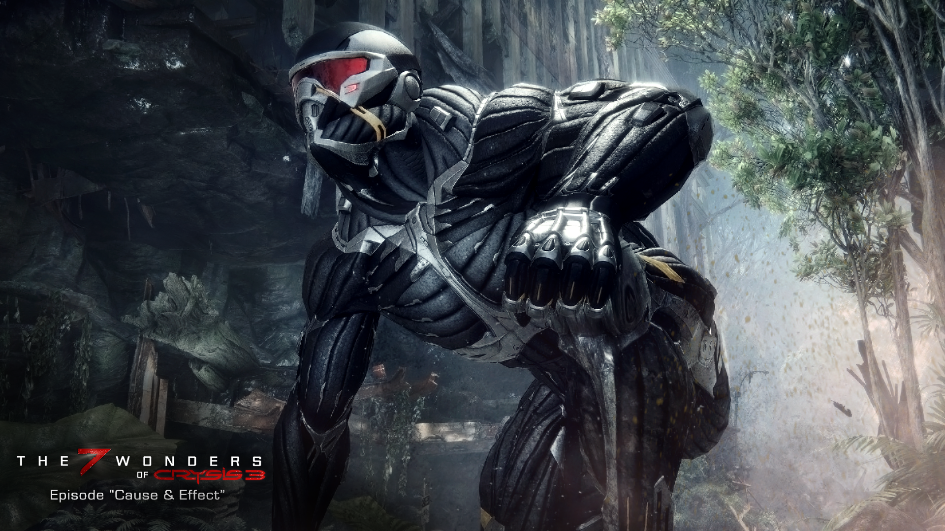 Crysis 3 wallpapers (4) | HD Wallpapers