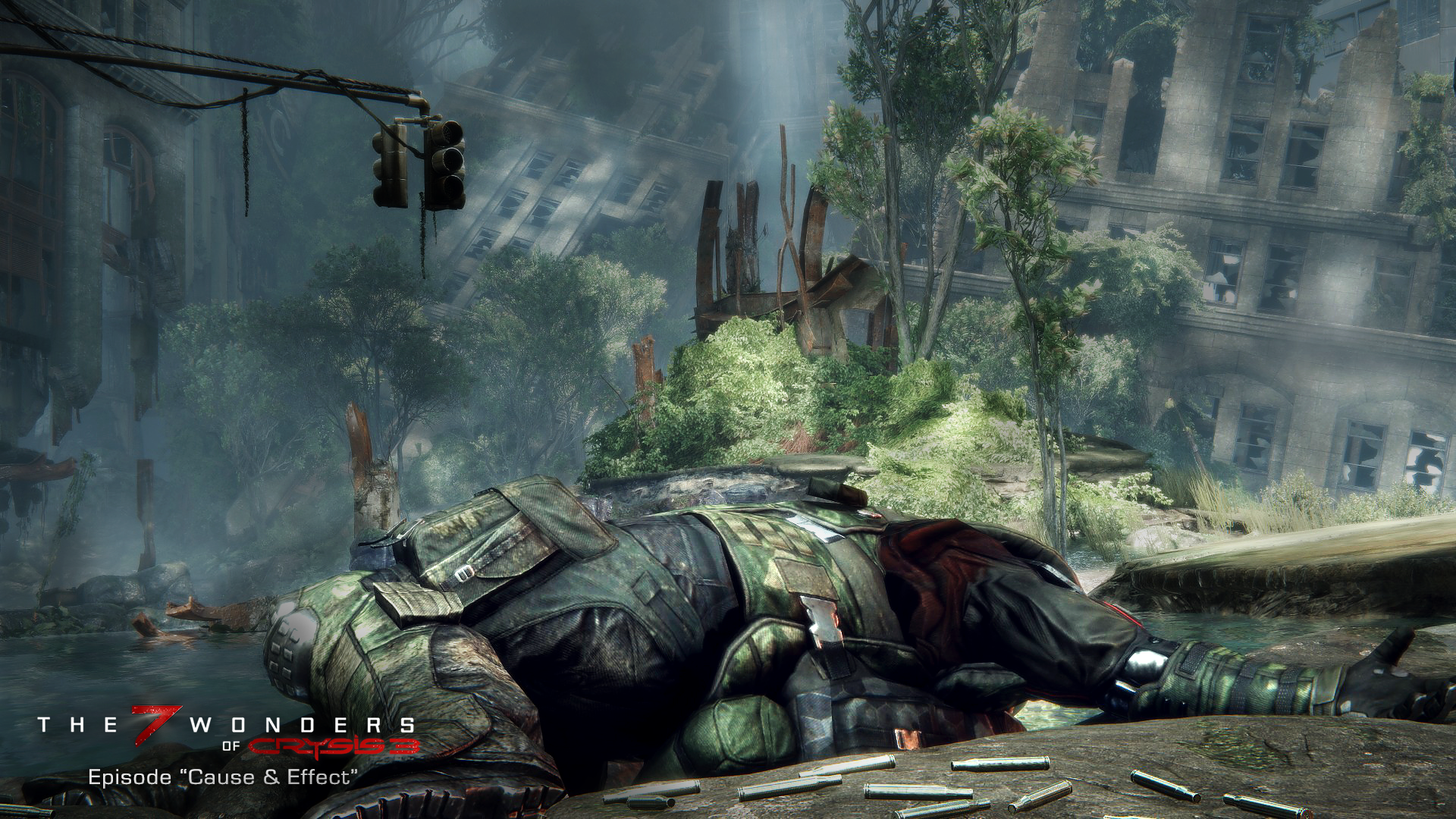 crysis 3 wallpapers 5 hd wallpapers