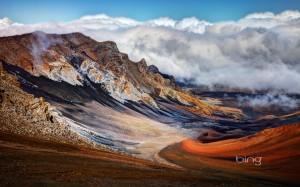 Sliding Sands Trail, Haleakal? National Park, Maui, Hawaii
