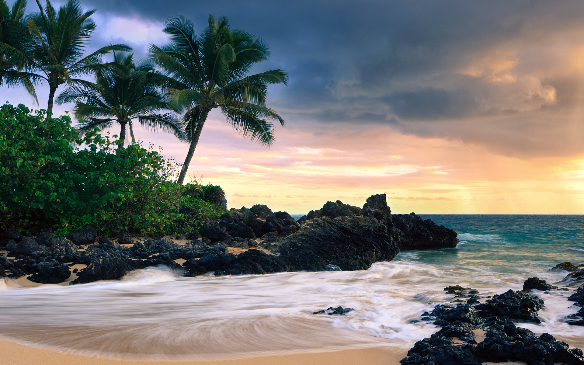 hawaii wallpaper free hd - photo #13