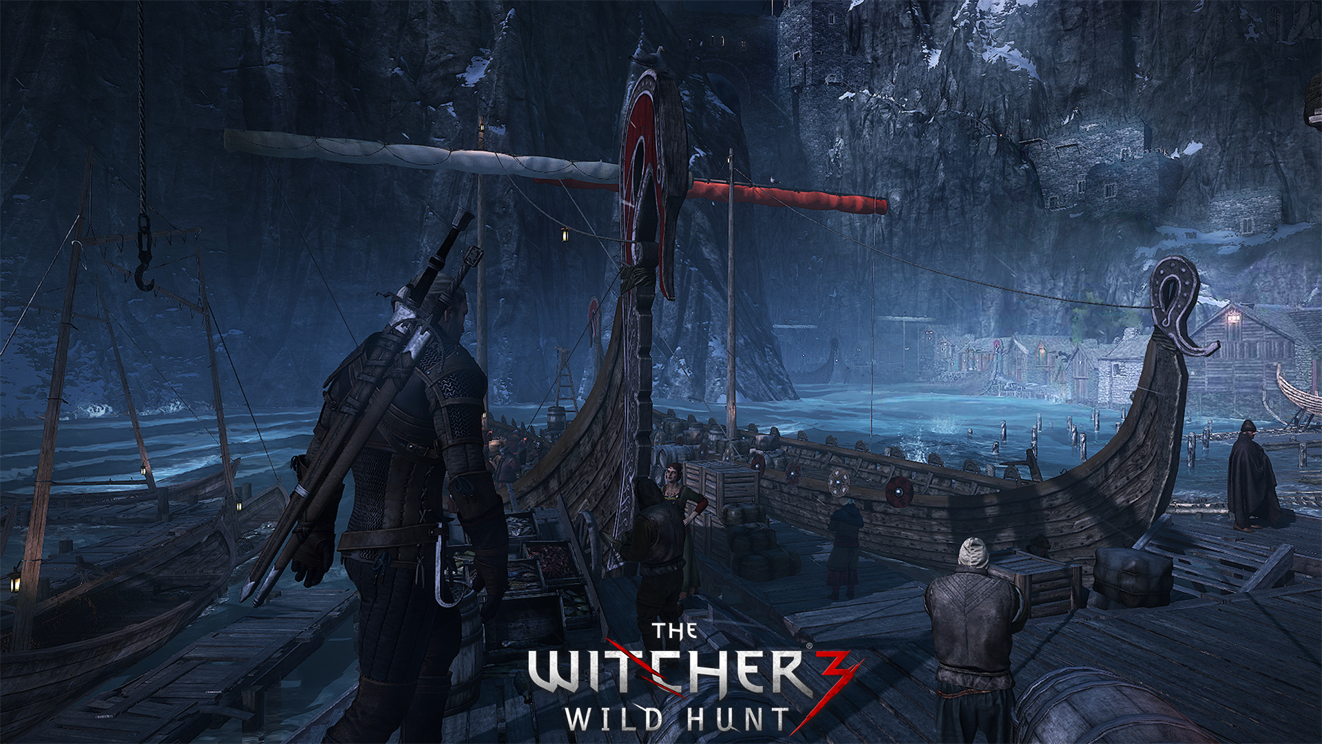 The Witcher 3 Wild Hunt Wallpapers 9