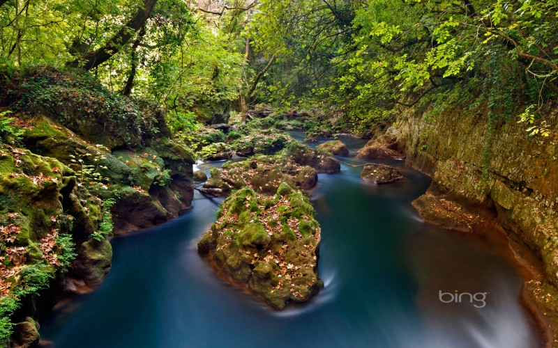 thyamis river