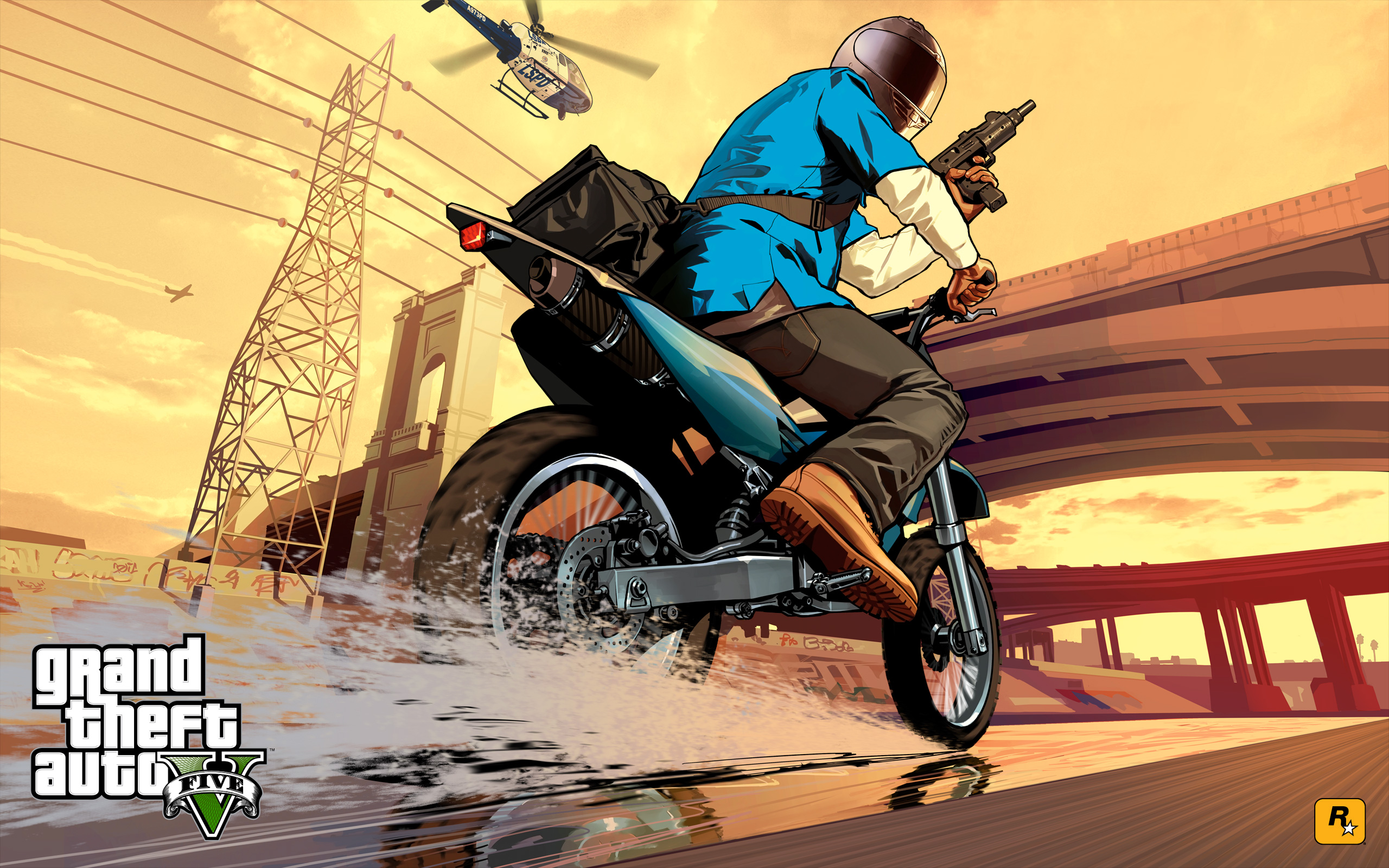 Grand Theft Auto 5 Wallpaper: Grand Theft Auto 5 Wallpapers (5)