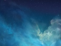 clouds and stars iOS7 wallpapers