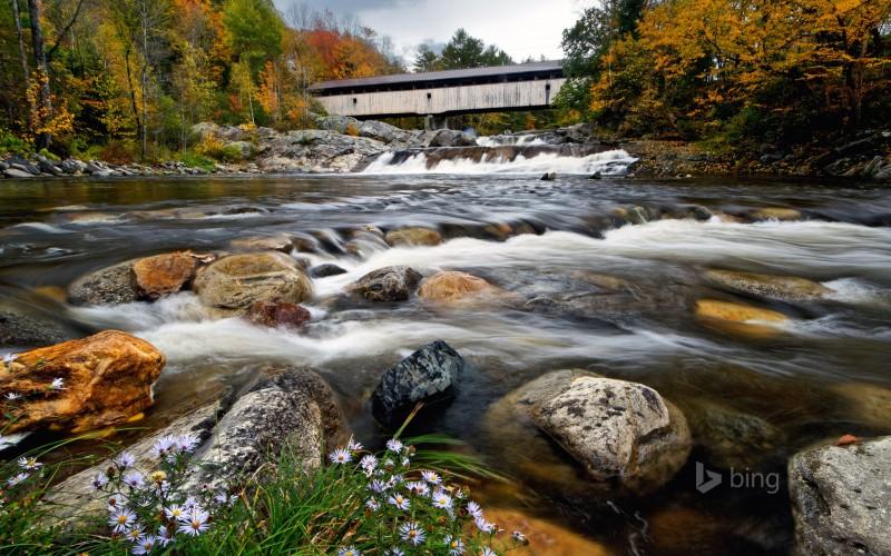 Wild Ammonoosuc River, Bath, New Hampshire