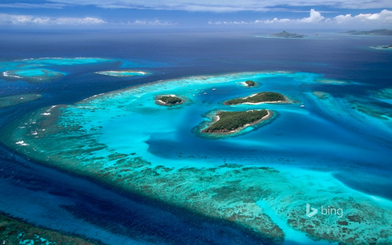 Tobago Cays group of islands, St. Vincent and the Grenadines