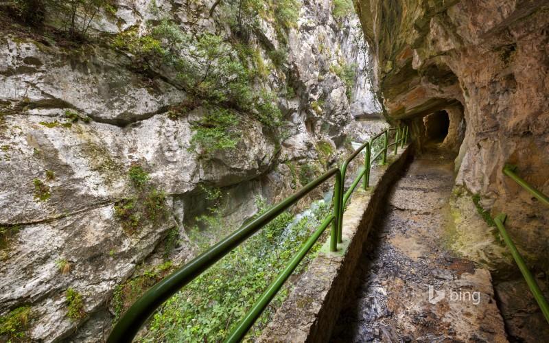 Cares Gorge (Garganta del Cares) footpath