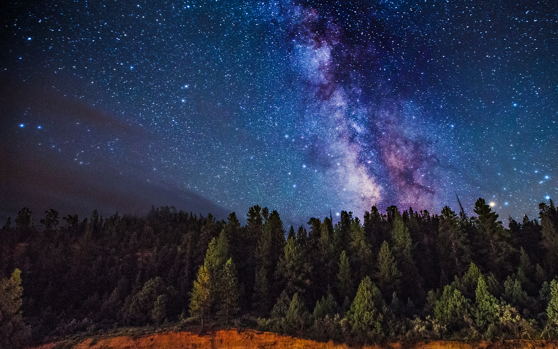 10 mesmerizing hd images of the milky way hd wallpapers for Full wall wallpaper