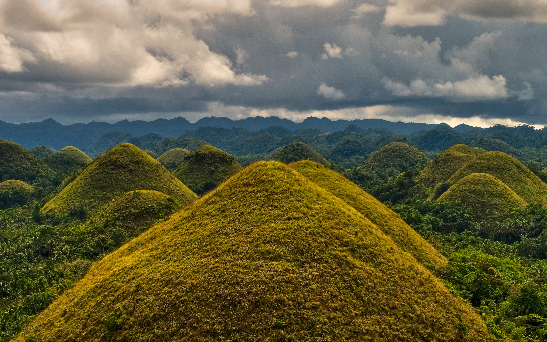 Chocolate Hills Hd Images Galleries With A Bite